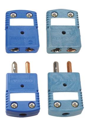 omega標準型熱電偶連接器