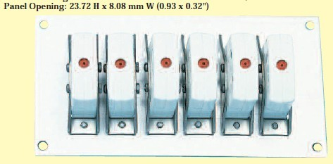 omega MTP系列連接器面板系統