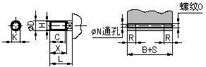 QGC系列薄型气缸