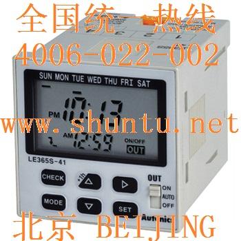 周计时器LE365S-41进口数字计时器Autonics年计时器timer relay奥托尼克斯电子计时器