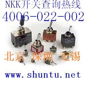 日本NKK开关M-2043进口钮子开关型号M-2043L/B现货三位钮子开关3档钮子开关NKK开关选型手册nkk样本资料pdf说明书