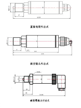 CYB-20S系列壓力變送器