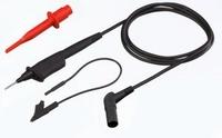 VPS40 10:1 电压探头组,含 2 mm 探针,40 MHz (一支黑色)