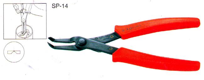 SP-14剪钳|日本三山牌3.PEAKS电子剪