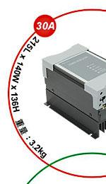 電力調整器W3
