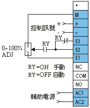 電力調整器W5