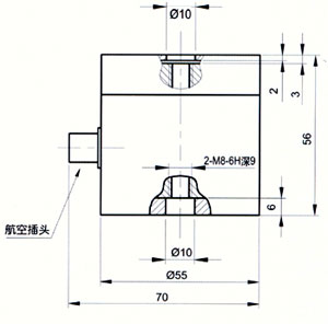 小量程测力传感器