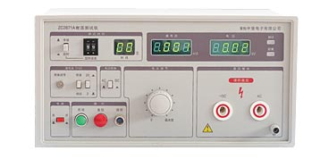 DF2671A 交直流耐電壓測試儀