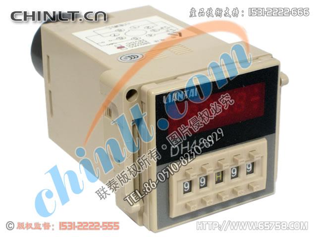 DH48S(JSS48A) 數顯式時間繼電器