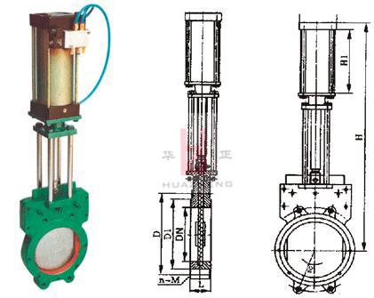 Z673X-6-10-16气动将液阀