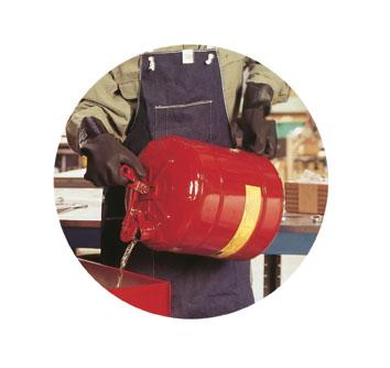 3加仑钢制安全罐
