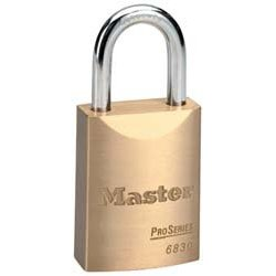 """Master Lock 2""""w X 1 1/2"""" Shackle All Weather Pdlck"""