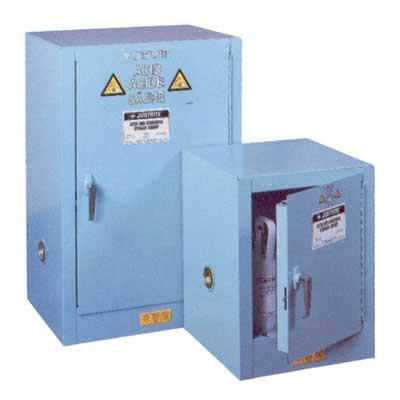 12加仑低腐蚀性化学品储存柜