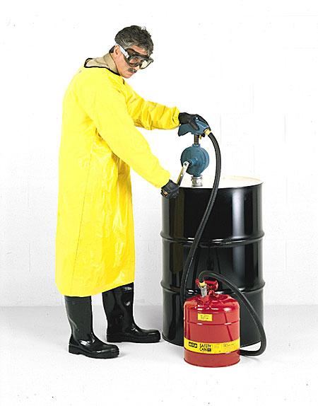 手摇式油桶泵