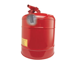 5加仑钢制安全罐