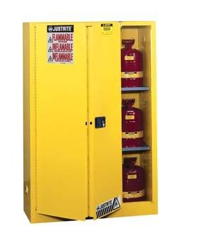 90加仑安全防火柜
