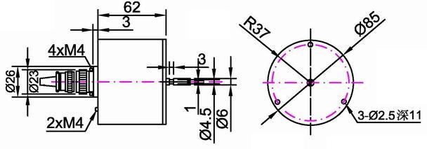 角度傳感器