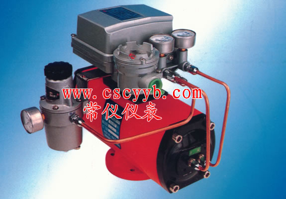 回转型执行机构配阀门定位器,气缸配阀门定位器