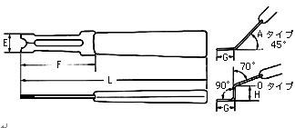 CHIAY ES-1.5  ES-10 日本 E型卡环叉
