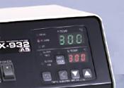 代理日本GOOT(固特)太洋牌 固特RX-932AS无铅焊锡对应 PID控制