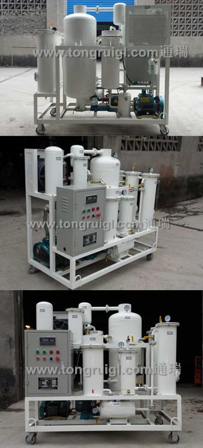 脫水除酸再生凈油機
