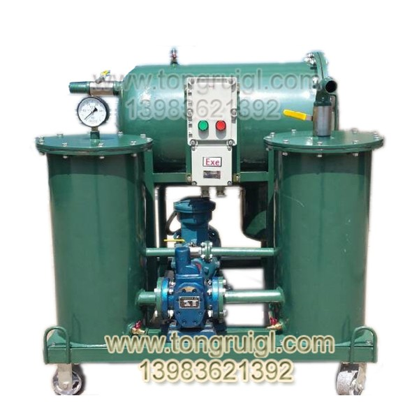聚結脫水濾油機,燃油濾油機
