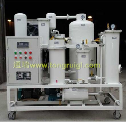 ZJD-R-6潤滑油再生除酸濾油機