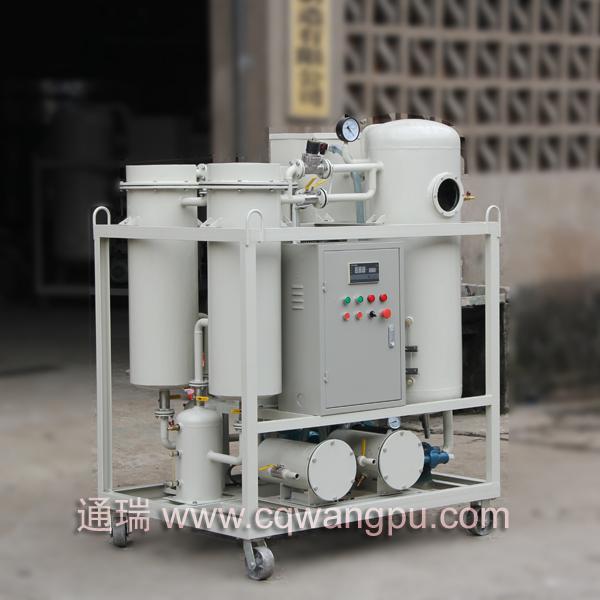 ZJC汽輪機透平油濾油機