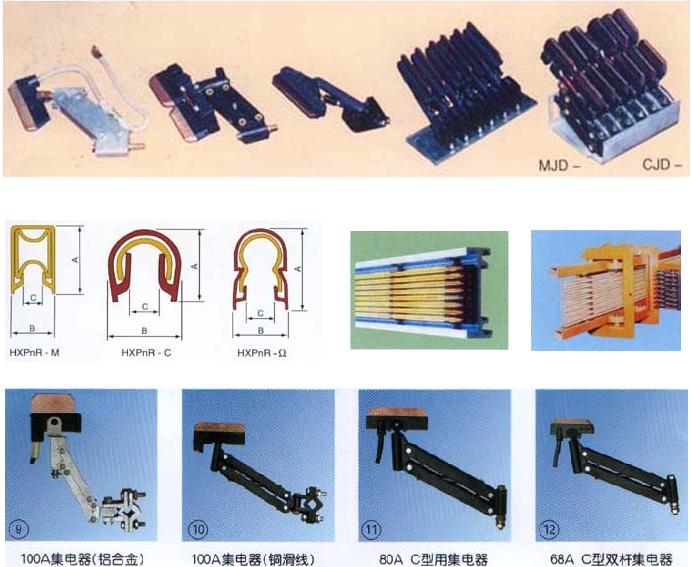 HXPnR-C型單級滑線