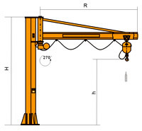 懸臂起重機(懸臂吊)