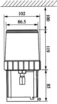 CK30系列阀门驱动器