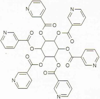 肌醇烟酸酯