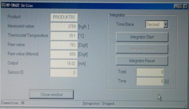 微波固體流量計MF3000-介可視公司