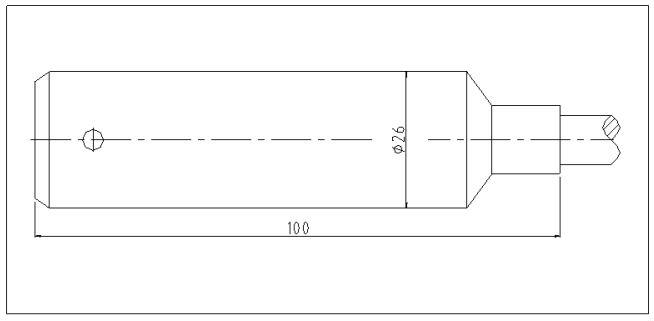 液位变送器尺寸图