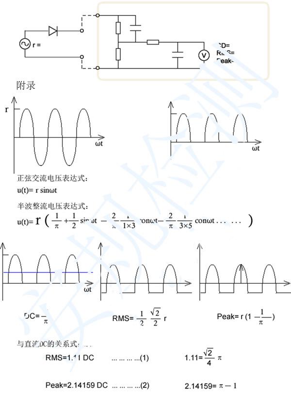 接触电流专用隔离变压器分布电容