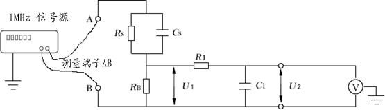 泄漏电流测试仪 频率特性