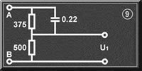 接觸電流測試測量控制實驗室用人體測量網絡