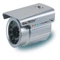 彩色红外防水摄像机