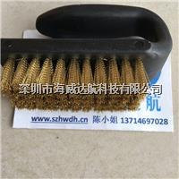 金屬銅絲防靜電刷