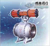 氣動噴煤粉專用球閥 Q947