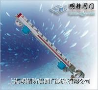 石油液化氣磁翻柱液位計/上海明精防腐制造有限公司021-63176597 石油液化氣磁翻柱液位計