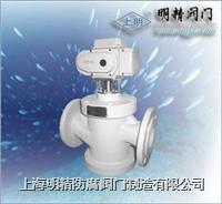 WM115型動態流量平衡閥/上海明精防腐制造有限公司021-63176597 WM115型動態流量平衡閥