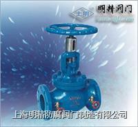 四川旅游網KPF型平衡閥/上海明精防腐制造有限公司021-63176597 KPF-16型