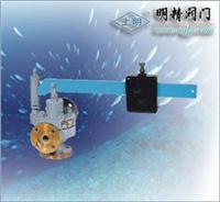 GA49H型沖量安全閥/上海明精防腐制造有限公司021-63176597 GA49H-40型