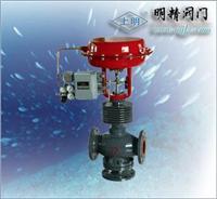 ZJHF形氣動三通薄膜合流閥 ZJHF(H)型