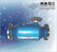 P型不銹鋼自動反清洗排污過濾器 J41N