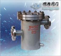 桶型籃式過濾器 TDG桶型吊籃式
