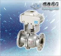Q911N-100C電動高壓螺紋球閥