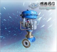 SMQ型氣動球閥(調節型/開關型)