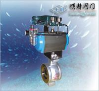 SMVQ671F氣動V型調節球閥 SMVQ671F